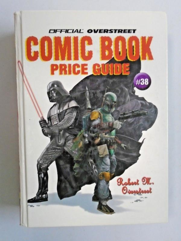 Overstreet Comic Book Price Guide HC #38B, 6.0 (2008)