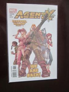 Agent X #13 - with Deadpool - VF - 2003