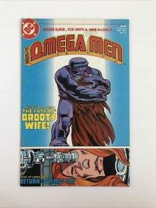 The Omega Men #13