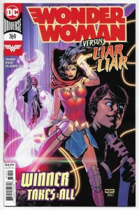 Wonder Woman #769 Main Cvr (DC, 2020) NM