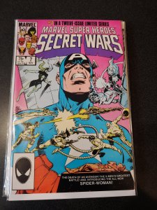 ​SECRET WARS #7 VF/NM