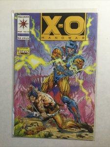 X-O Manowar 14 Near Mint Nm Valiant