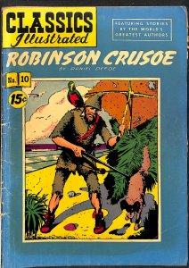 Classic Comics #10 (1943)