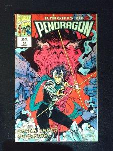 Knights of Pendragon (UK) #10 (1993)