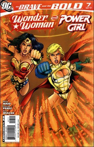 DC THE BRAVE AND THE BOLD (2007 Series) #7 NM
