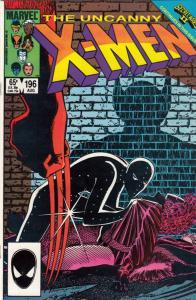 X-Men #196 (Aug-85) VF/NM High-Grade X-Men