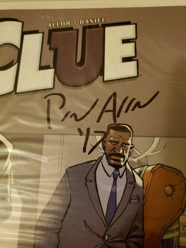 Clue #1