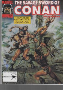 Savage Sword of Conan #199 (Marvel, 1992)
