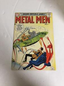 Metal Men 3 Vf Very Fine 8.0 DC Comics Silver Age