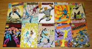 Dreadstar #1-64 VF/NM complete series + annual + half + vol. 2 1-6 JIM STARLIN
