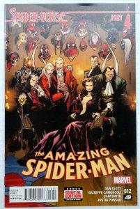 Amazing Spider-Man #12 (NM, 2015) 1ST APP LEOPARDON