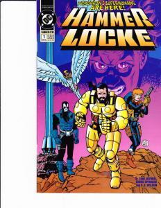 Hammerlocke #1