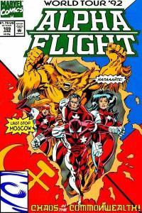 Alpha Flight (1983 series) #109, NM (Stock photo)
