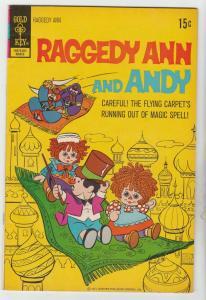 Raggedy Ann and Andy #2 (Mar-72) NM/NM- High-Grade Raggedy Ann, Andy, Marcella