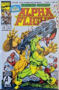 Alpha Flight #118 (1993)