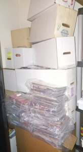 HUGE 25 COMIC BOOK LOT-MARVEL DC INDIES- FREE Shipping! VF to NM ALL N0 Dupes