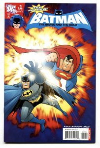 All New Batman: Brave and the Bold #1-2011-Superman-Comic Book NM-