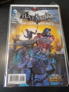 Batman: Arkham Unhinged #15 (2013)