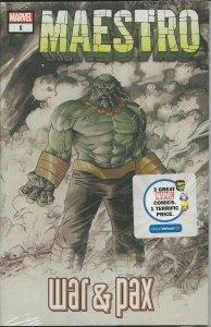 Maestro War & Pax #1 2021 Walmart Exclusive Marvel Comics 3 Pack