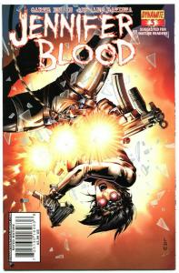 JENNIFER BLOOD #3 B, VF/NM, Variant, Garth Ennis, 2011,  more Ennis in store