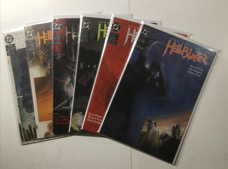 Hellblazer 3-14 3 4 5 6 7 8 9 10 11 12 13 14 Lot Run Set Near Mint Nm Dc Comics