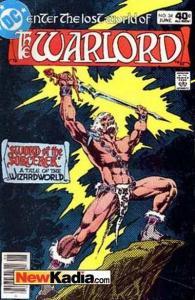 Warlord (1976 series) #34, NM- (Stock photo)