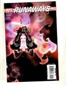 11 Runaways Marvel Comic Books # 19 20 21 22 23 24 25 26 27 28 + Saga # 1 CJ14