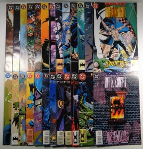Batman Legends of the Dark Knight #35-64 Lot of 25 36 37 39 40 41 44 45 46 More