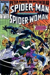 Spectacular Spider-Man (1976 series) #126, NM- (Stock photo)