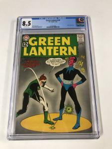 Green lantern (1960's Series) #18 CGC 8.5
