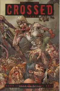 Crossed: Badlands #22A VF/NM; Avatar | save on shipping - details inside
