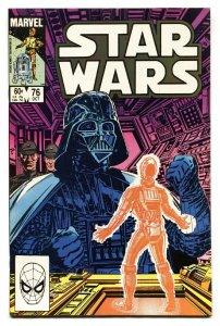STAR WARS #76-1984-Darth Vader- VF/NM comic book