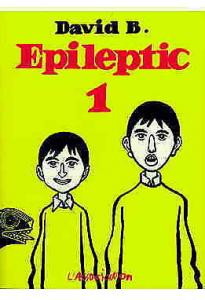 Epileptic #1 VF/NM; Fantagraphics   save on shipping - details inside