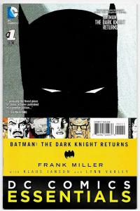 DC Comics Essentials Batman Dark Knight Returns #1 (DC, 2014) NM