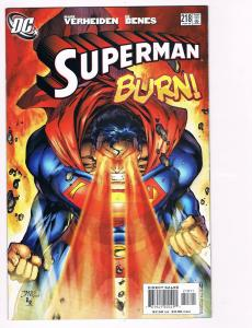 Superman # 218 DC Comic Books Hi-Res Scans Modern Age Awesome Issue WOW!!!!!! S6