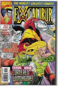 Excalibur   vol. 1   #113 VF