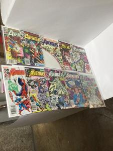 Avengers 231 232 233 234 235 236 237 238 239 240 Fn Fine Marvel A35