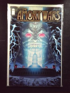 The Amory Wars: The Second Stage Turbine Pt. 2 #5 (2008)