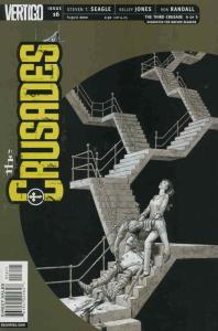 Crusades, The #16 FN; DC/Vertigo | save on shipping - details inside
