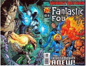 Fantastic Four  (vol. 3) #1