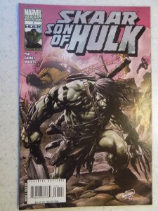SKAAR SON OF HULK # 1 VARIANT