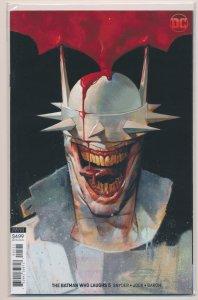 DC The Batman Who Laughs #5 Variant Cover B 2019 NM