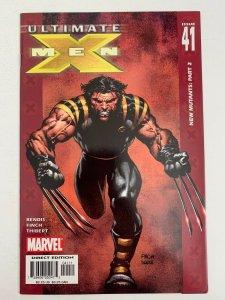 Ultimate X-Men #41 New Mutants Part 2 (2001 Marvel Comics) NM
