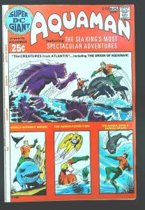 Super DC Giant #26, VF- (Actual scan)