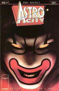 Astro City (Kurt Busiek's…, Vol. 1) #3 FN; Image | save on shipping - details in