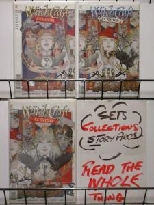 WITCHCRAFT LA TERREUR 1-3 Sequel, complete story!