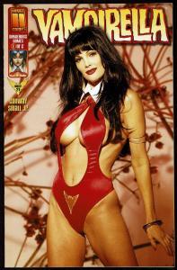 Vampirella Lot of 2 #21 & 22 (1999 Harris) Dangerous Games Pts 1 & 2  9.4 NM