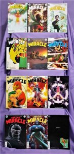 Tom King MISTER MIRACLE #1 - 12 Mitch Gerads w Some Variant Covers (DC, 2017)!