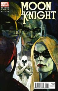 Moon Knight (6th Series) #6 FN; Marvel | save on shipping - details inside