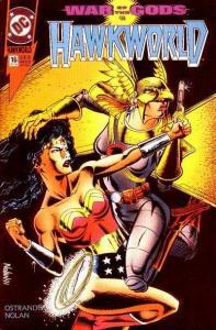 Hawkworld (1990 series) #16, NM (Stock photo)